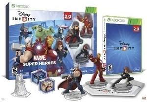 Disney Infinity: Marvel Super Heroes 2.0 Edition (Xbox 360)