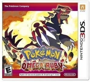 Pokemon: Omega Ruby (Nintendo 3DS)