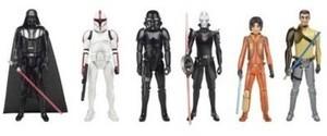 "Star Wars Rebels 12"" Titan 6 Packs"