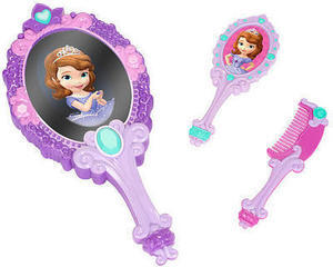 Sofia The First Light Up Talking Mirror