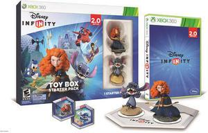 Disney Infinity Toy Box Starter Pack featuring Disney Originals