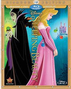 Sleeping Beauty Diamond Edition Blu-Ray Combo Pack