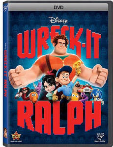Wreck-It Ralph 1 Disc DVD
