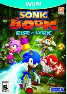Sonic Boom: Rise of Lyric for Nintendo WiiU