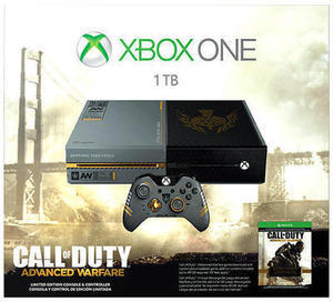 Call of Duty: Advanced Warfare Limited Edition Bundle for Xbox One