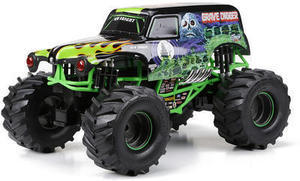 1:10 Scale Monster Jam R/C Vehicle