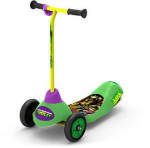 Teenage Mutant Ninja Turtle Safe Start Electric Scooter