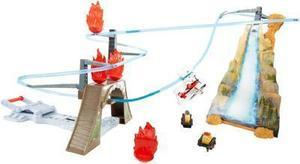 Planes Fire and Rescue Track Set