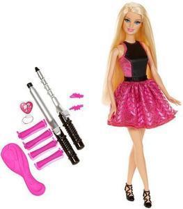 Barbie World of Curls