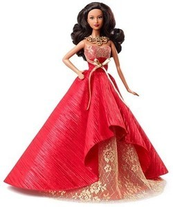 Barbie Holiday Doll w/ Coupon #8