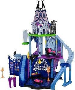Monster High  Freaky Fusions Catacombs Castle  w/Coupon #2