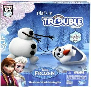Disney Frozen Olaf's Trouble Game