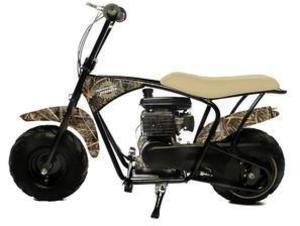 Realtree Camo Gas Mini Bike