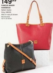 Famous Maker Handbags