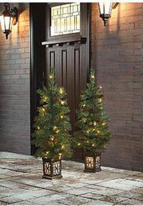 Home Accents 3.5-ft. Pre-Lit Tree Set