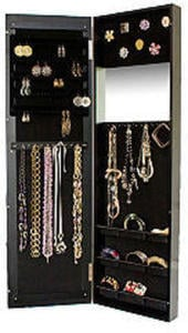 New View Jewelry Armoire
