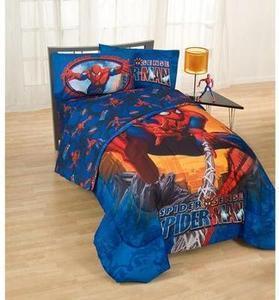 The Amazing Spider Man Twin Sheet Set