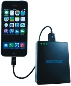 Rayovac Backup Charger