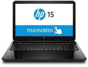 "HP 15-r134cl 15.6"" Touch Laptop Computer, Intel Core i3-4005u, 6GB Memory, 1TB Hard Drive"