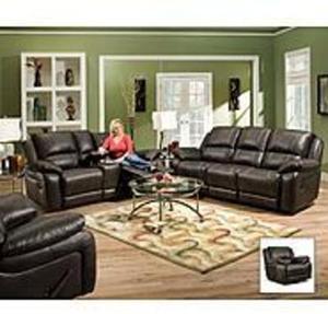 Simmons Hanover Power Motion Sofa