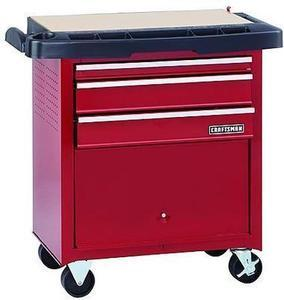 Craftsman 3-Drawer Project Center