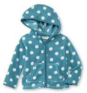 Toughskins Toddler Microfleece Hoodies & Pants
