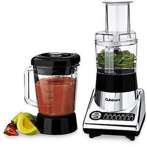Your Choice of Cuisinart Grind 'N' Brew Coffeemaker or PowerBlend Duet Blender/Food Processor