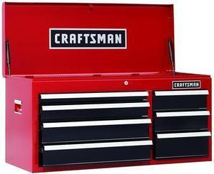 Craftsman 40 in. 7-Drawer Heavy-Duty Ball Bearing Top Chest