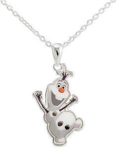 Disney Frozen Snowman Pendant