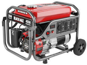 Blackmax 3550W Generator