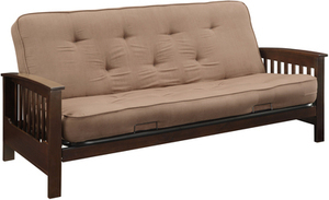 Essential Home Heritage Magazine Storage Futon