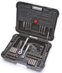 Craftsman 220-Piece Mechanics Tool Set with Case