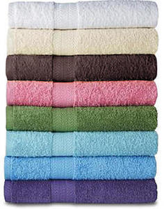 3-pack bath towels or washcloths
