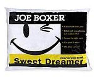 Joe Boxer Sweet Dreamer Ultra-Plush Std Pillow