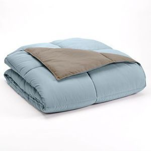 Home Classics Reversible Down-Alternative Comforter - All Sizes