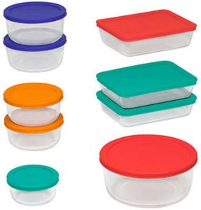 Pyrex 18PC Storage Set (After Rebate)