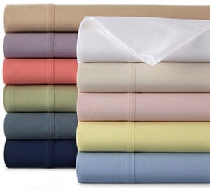 JCPenney Home 300TC Easy Care Solid Sheet Set (Any Size)