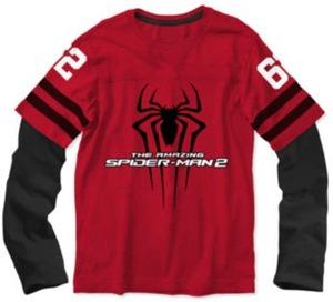 Boys' Spider-Man 2 Tee