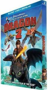 How to Train Your Dragon 2 Blu-ray+DVD+digital