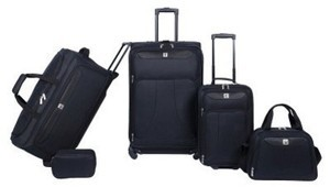 Skyline 5-pc. Spinner Luggage Set