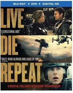 Live Die Repeat (Blu-Ray)
