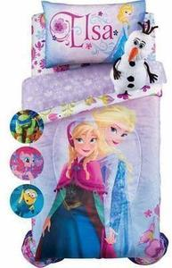 Disney Frozen Comforter Anna and Elsa- Twin