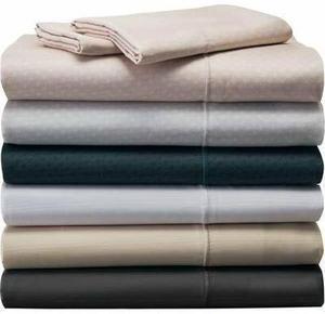 Full-Size Fieldcrest Luxury Sheet Set