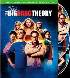 Big Bang Theory: The Complete Seventh Season [3 Discs] (DVD)