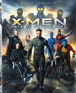 X-Men Days Of Future Past (Blu-ray / Digital Copy)