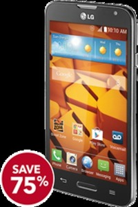 Boost Mobile - LG Realm No-Contract Cell Phone