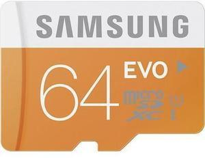 Samsung 64GB microSD Memory Card
