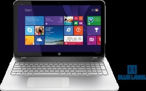 "HP ENVY TouchSmart 15.6"" Laptop 8GB Memory 750GB HD"