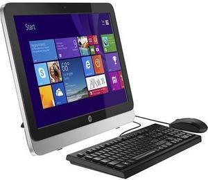 """HP 21.5"""" Touch-Screen All-In-One Desktop w/ AMD E1-Series CPU"""