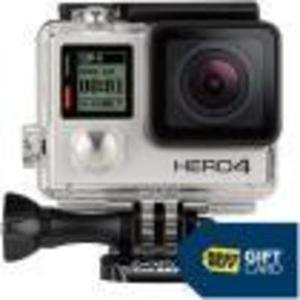 GoPro- HERO4 Silver Action Camera w/ $50 Gift Card